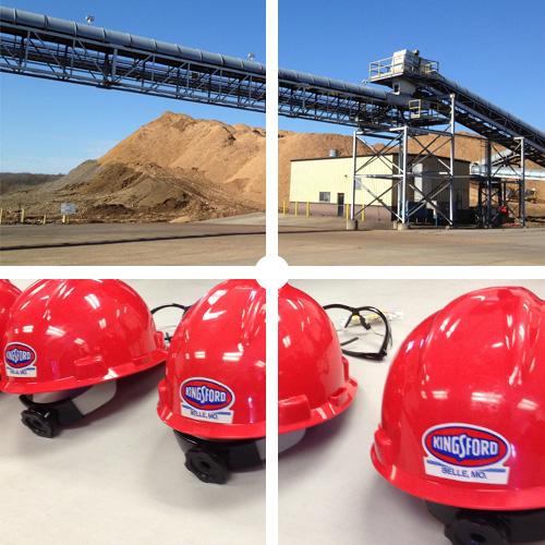 Kingsford plant in Belle, Missouri.