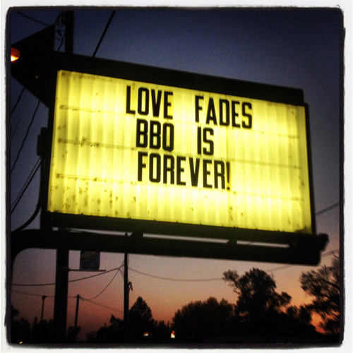 LoveFades