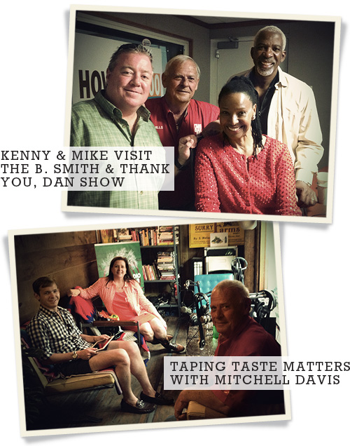 B. Smith and Thank You, Dan