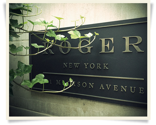 The Hotel Roger