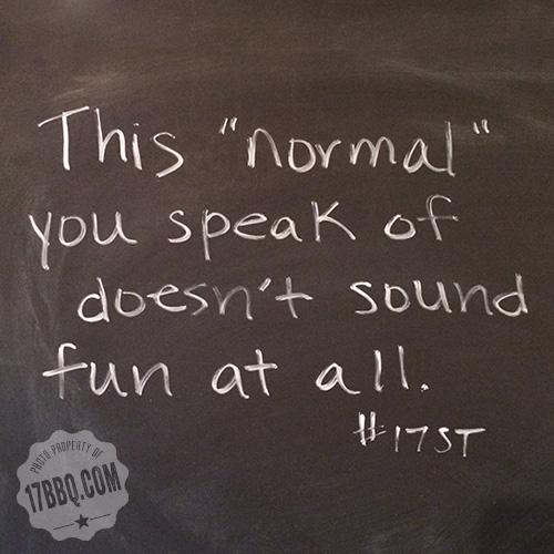#17ST Words Of Wisdom