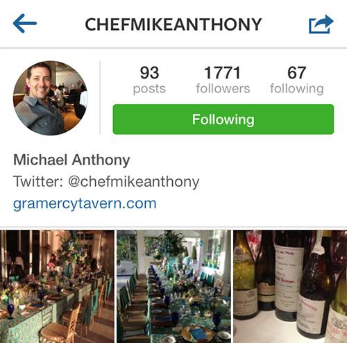 InstagramFaves_ChefMikeAnthony