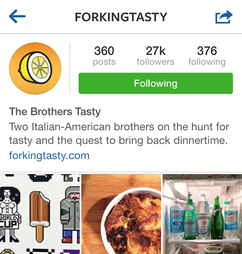 InstagramFaves_ForkingTasty