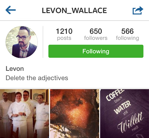 InstagramFaves_LevonWallace