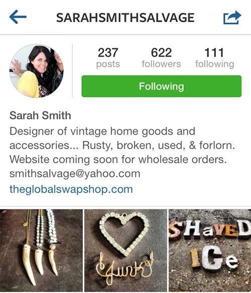 InstagramFaves_SarahSmith