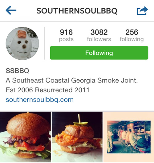 InstagramFaves_SouthernSoulBBQ