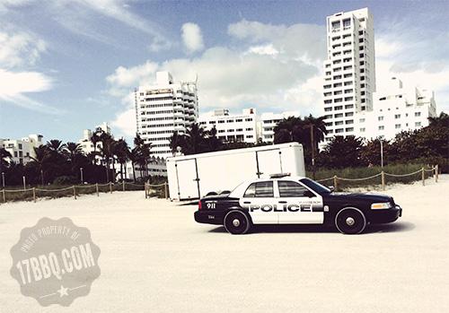 SOBE_01-PoliceEscort