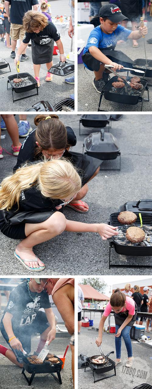 Kids' Que - 17th Street BBQ