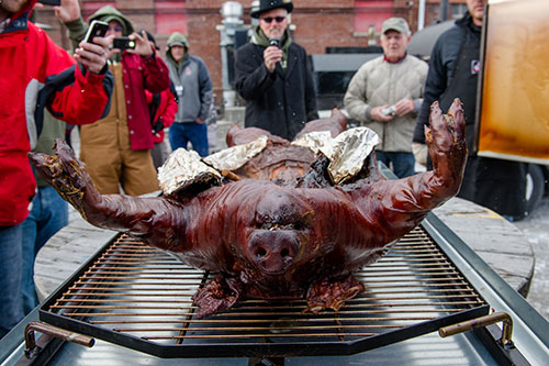 Registration is Open for the 4th Annual Whole Hog Extravaganza