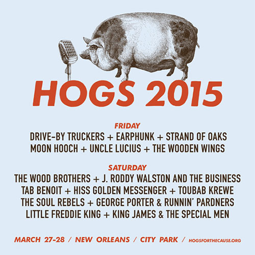 HogsForTheCauseBands
