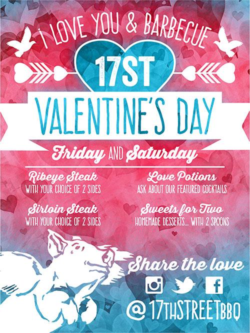17ST Valentine's Day