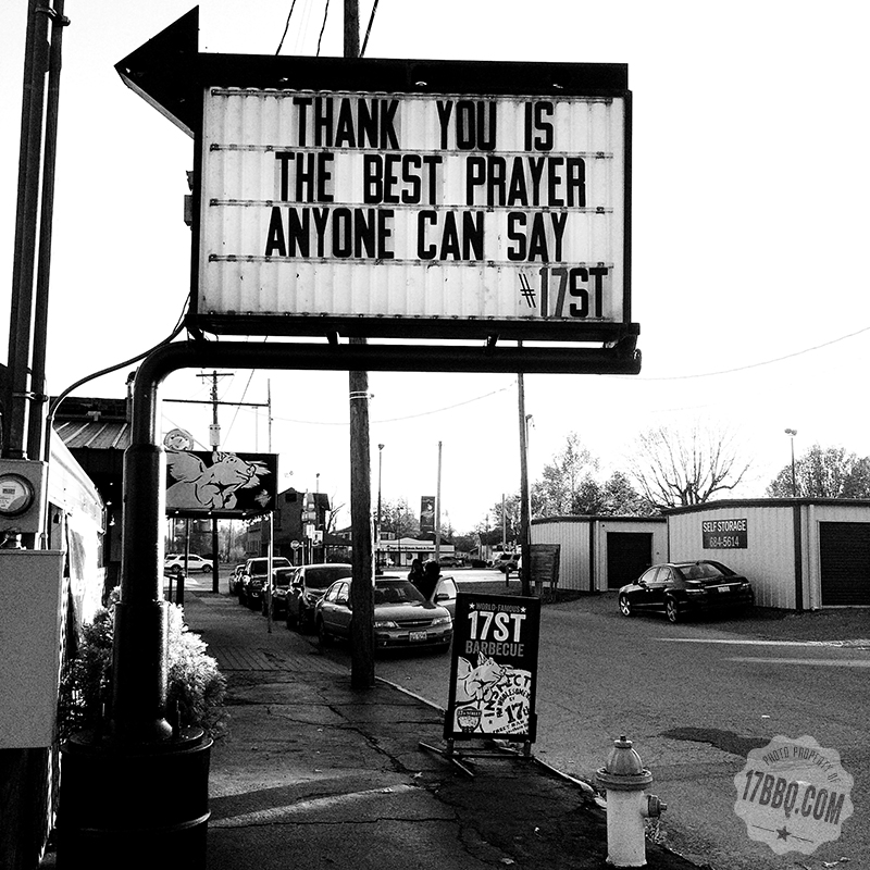 Thank You is the Best Prayer Anyone Can Say.